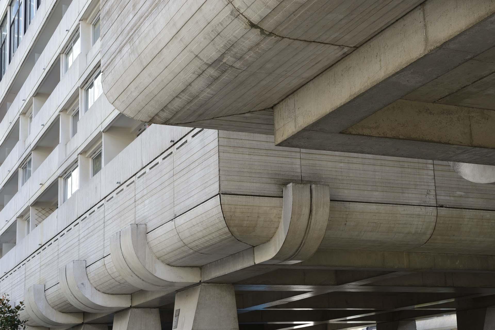 Vision 80 Apartment Blocks - Jouve, Frieschlander, Manfredos, 1970-73