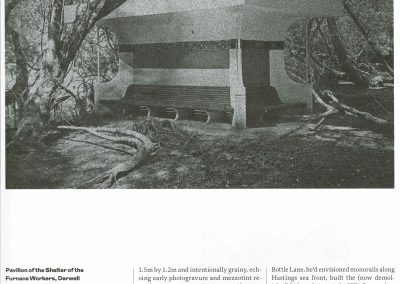 'Buildings Photograph' with commentary by Jan-Carlos Kucharek, RIBA Journal, November 2016